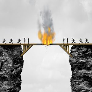 How Recruiters Can Avoid Burning Bridges