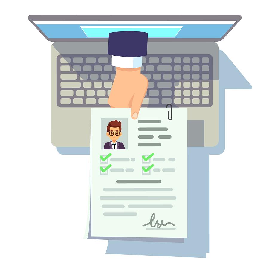 resume formatting service