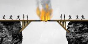 How Recruiters Can Avoid Burning Bridges